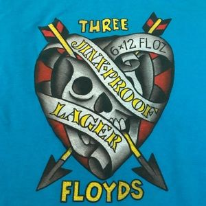 Tops - Three Floyds T-shirt